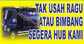 tukang sedot wc di Mega City